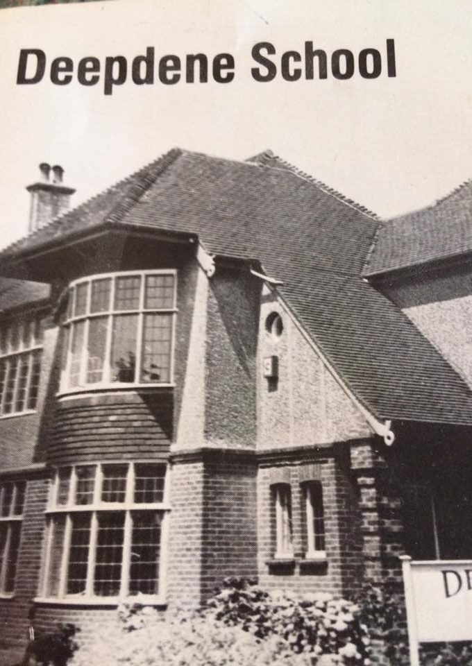 Deepdene School in the Past
